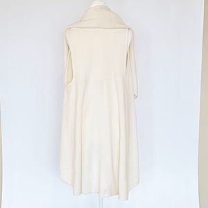 Moth Sweaters - Anthropologie Moth Cascades Vest OS